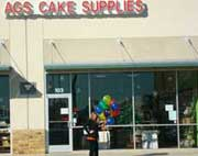 AGS Cake Supplies at intersection of Blanco and Rector, San Antonio, TX