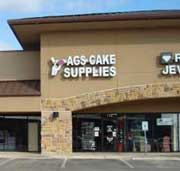 AGS Cake Supplies 8910 Bandera Road, San Antonio, TX